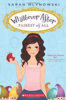 Fairest of All book cover