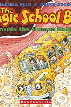 The Magic School Bus Inside the Human Body book cover