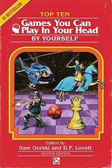 Top 10 Games You Can Play In Your Head, By Yourself book cover