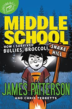 Middle School book cover