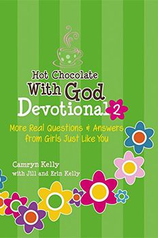 Hot Chocolate With God Devotional #2 book cover