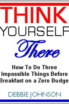 Think Yourself There book cover