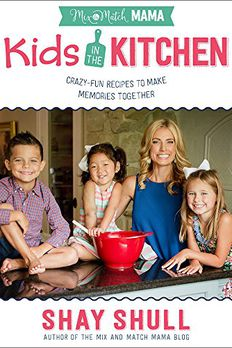 Mix-and-Match Mama® Kids in the Kitchen book cover