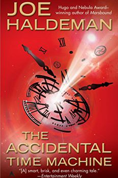 The Accidental Time Machine book cover