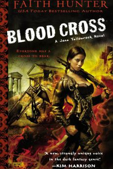 Blood Cross book cover