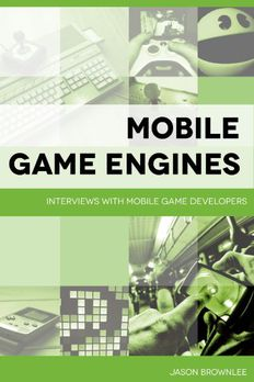 Mobile Game Engines book cover