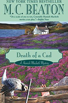 Death of a Cad book cover