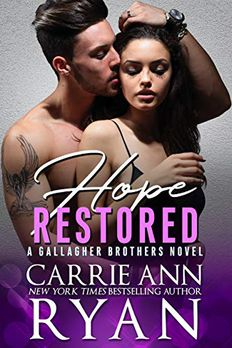 Hope Restored book cover
