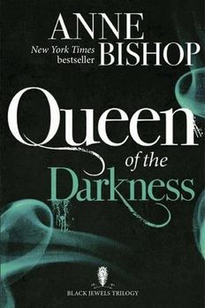 Queen of the Darkness book cover