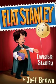 Invisible Stanley book cover