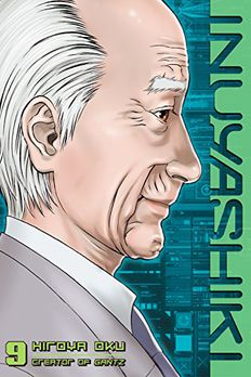Inuyashiki Vol. 9 book cover