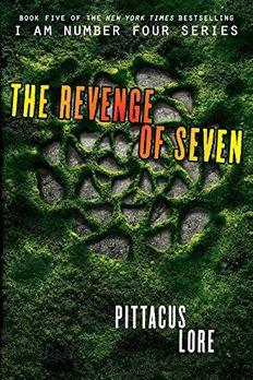 The Revenge of Seven book cover