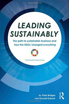 Leading Sustainably book cover