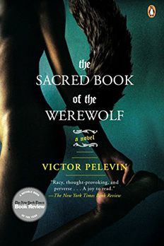 The Sacred Book of the Werewolf book cover