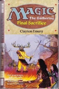 Final Sacrifice book cover