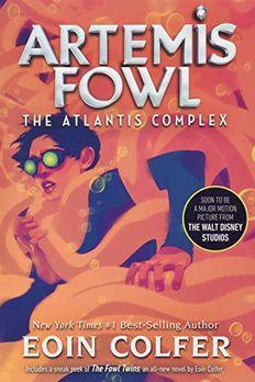 The Atlantis Complex book cover