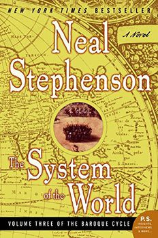 The System of the World book cover
