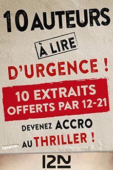 10 auteurs à lire d'urgence ! - extraits offerts book cover