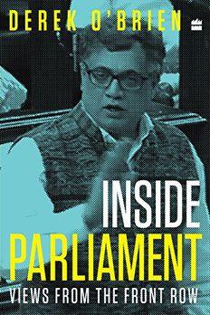 Inside Parliament book cover