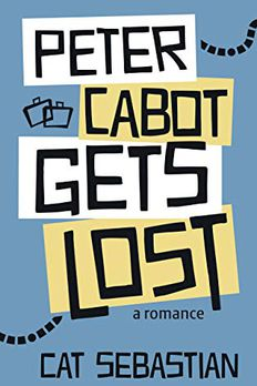 Peter Cabot Gets Lost book cover