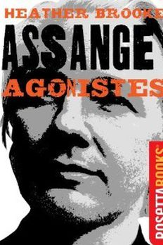 Assange Agonistes book cover