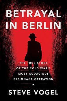 Betrayal in Berlin book cover