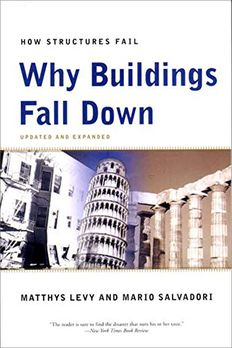 Why Buildings Fall Down book cover