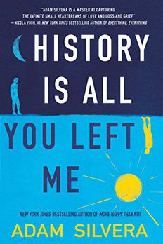 History Is All You Left Me book cover
