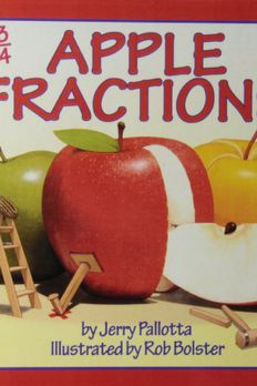 Apple Fractions book cover