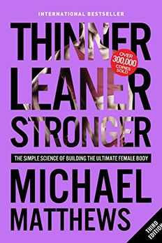 Thinner Leaner Stronger book cover
