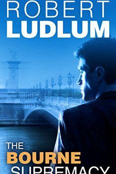 The Bourne Supremacy book cover