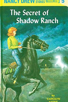 The Secret of Shadow Ranch book cover
