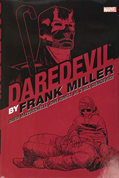 Daredevil by Frank Miller Omnibus Companion book cover