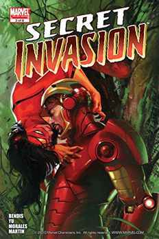 Secret Invasion #3 book cover