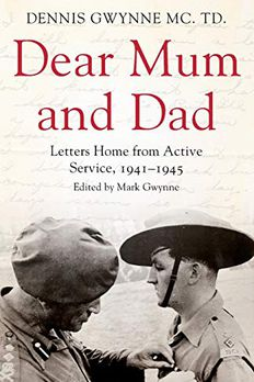 Dear Mum and Dad book cover