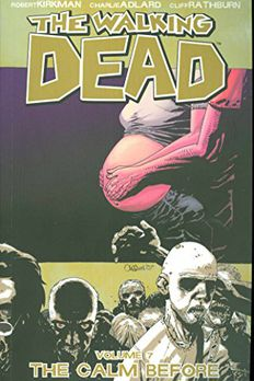 The Walking Dead, Vol. 7 book cover