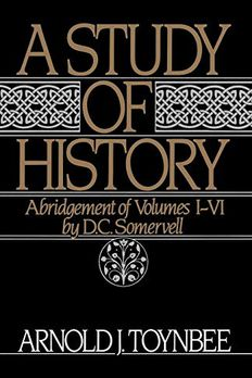 A Study of History, Vol. 1 book cover
