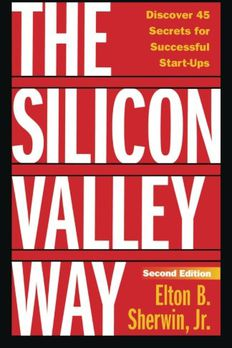 The Silicon Valley Way, Second Edition book cover