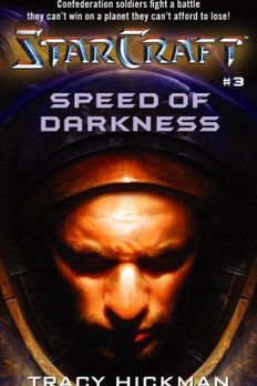 Speed of Darkness book cover