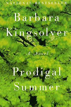 Prodigal Summer book cover