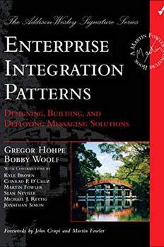 Enterprise Integration Patterns book cover
