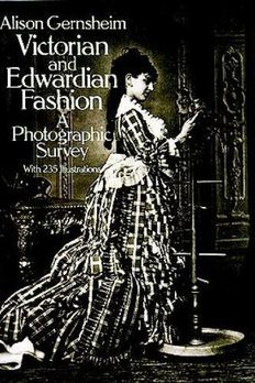 Victorian and Edwardian Fashion book cover