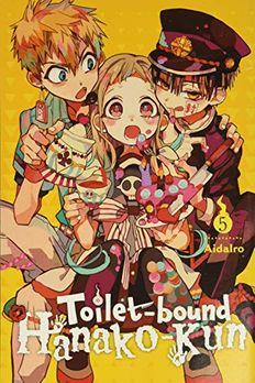 Toilet-bound Hanako-kun, Vol. 5 book cover