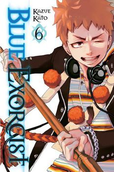 Blue Exorcist, Vol. 6 book cover