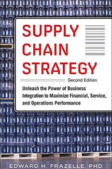 Supply Chain Strategy, Second Edition book cover