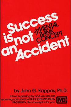 Success is Not an Accident book cover