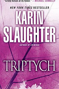 Triptych book cover