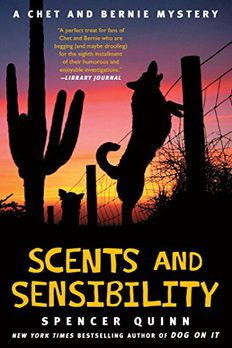 Scents and Sensibility book cover