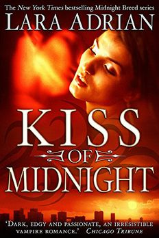 Kiss of Midnight book cover