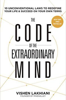 The Code of the Extraordinary Mind book cover
